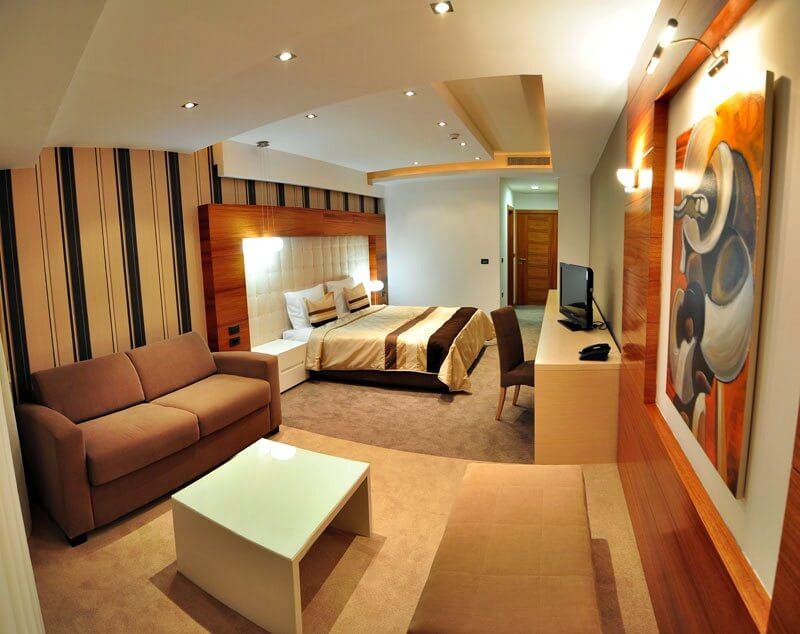hotel centar soba